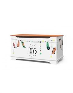 Маленький ящик для игрушек Continent decor