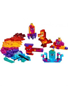Конструктор Movie 70825 Шкатулка королевы Многолики Собери что хочешь Lego