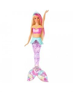 Кукла Dreamtopia Мерцающая русалочка Barbie