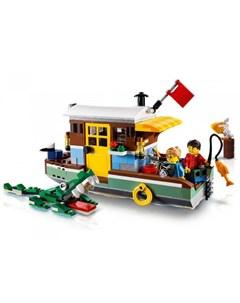 Конструктор Creator 31093 Плавучий дом Lego
