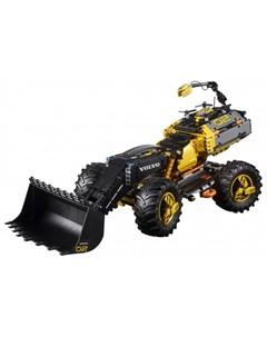 Конструктор Technic 42081 Лего Техник Volvo колёсный погрузчик Zeux Lego