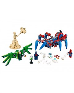 Конструктор Super Heroes Паучий вездеход Lego
