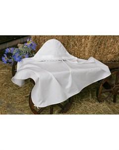 Крестильная пеленка Воздушное шитье 90х90 12 815 10 Alivia kids