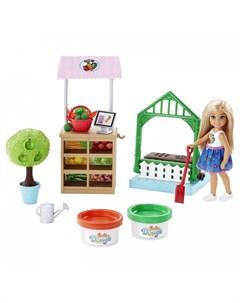 Игровой набор Овощной сад Челси Barbie