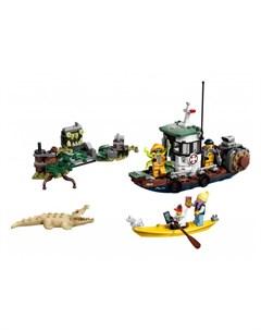 Конструктор Hidden Side 70419 Старый рыбацкий корабль Lego