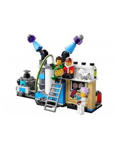 Конструктор Hidden Side 70418 Лаборатория призраков Lego