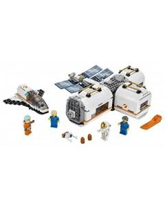 Конструктор City Space Port Лунная космическая станция Lego