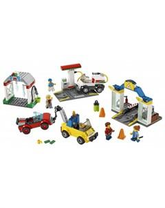 Конструктор City Town Автостоянка Lego