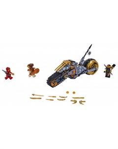 Конструктор Ninjago Раллийный мотоцикл Коула Lego