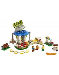 Конструктор Creator Ярмарочная карусель Lego