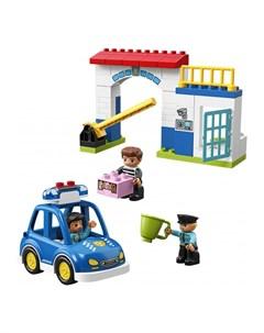 Конструктор Duplo 10902 Town Полицейский участок Lego