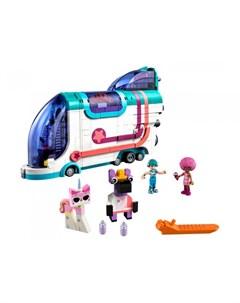 Конструктор Movie 70828 Автобус для вечеринки Lego