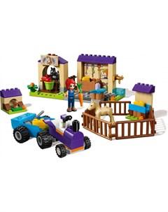 Конструктор Friends 41361 Конюшня для жеребят Мии Lego