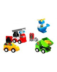 Конструктор Duplo 10886 Мои первые машинки Lego