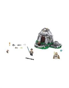 Конструктор Star Wars Тренировки на островах Эч То Lego