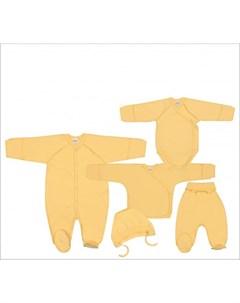 Комплект на выписку для новорожденных 29 02 Ёмаё