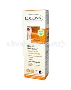 Крем краска для волос 150 мл Logona