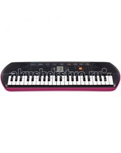 Музыкальный инструмент Синтезатор без адаптера 44 клавиши Casio