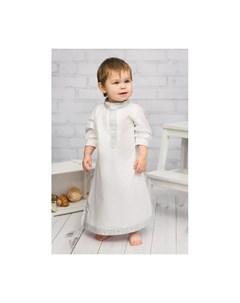 Крестильная рубашка Русская традиция 18 014 Alivia kids