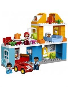 Конструктор Duplo Семейный дом Lego
