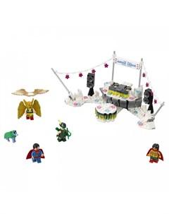 Конструктор Batman Movie Вечеринка Лиги Справедливости Lego