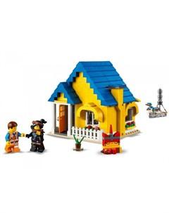 Конструктор Movie 70831 Дом мечты Спасательная ракета Эммета Lego