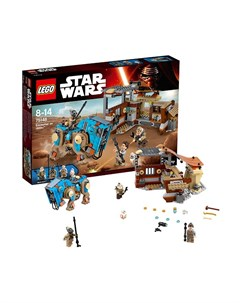 Конструктор Star Wars 75148 Лего Звездные Войны Столкновение на Джакку Lego
