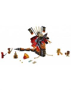 Конструктор Ninjago Огненный кинжал Lego