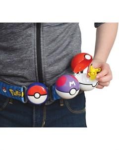 Игровой набор Пояс для Поке тренеров Пикачу Pokemon