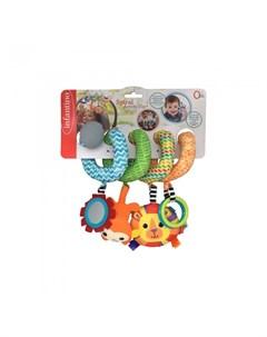 Подвесная игрушка Развивающая игрушка Спиралька Infantino