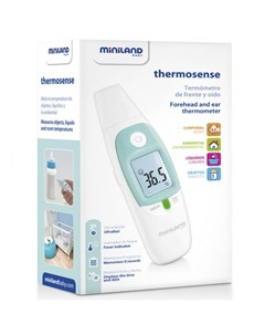 Термометр Thermosense бесконтактный Miniland
