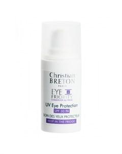 Крем защитный для кожи вокруг глаз SPF30 15 мл Christian breton