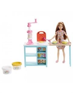 Игровой набор Завтрак со Стейси Barbie