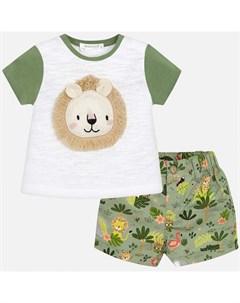 Комплект одежды для мальчика бриджи и фуфайка 1220 Mayoral