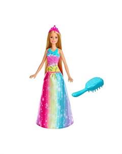 Кукла Принцесса Радужной бухты Barbie