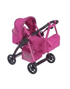 Коляска для куклы Инфиниа 8452 2 в 1 Buggy boom