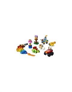Конструктор Classic 11002 Базовый набор кубиков Lego