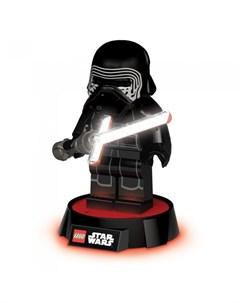 Конструктор Игрушка минифигура лампа Star Wars Kylo Ren на подставке Lego