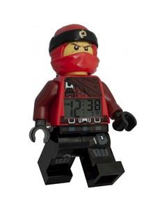 Конструктор Будильник Ninjago Movie Минифигура Kai Lego
