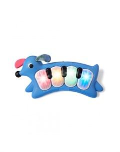 Музыкальный инструмент Развивающая игрушка Пианино Собака Skip hop