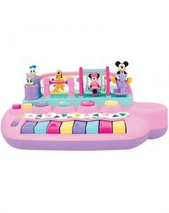 Музыкальный инструмент Пианино с животными Минни Маус и друзья Kiddieland
