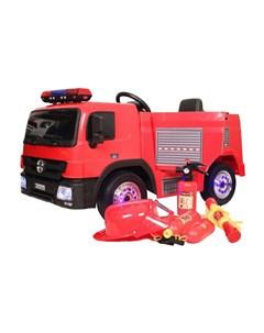 Электромобиль Пожарная машина А222АА Rivertoys