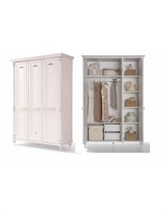 Шкаф трехстворчатый Romantic Cilek