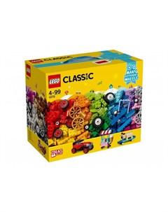 Конструктор Classic Модели на колёсах Lego