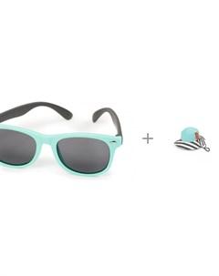 Солнцезащитные очки Пляж с панамой 50529 Happy baby