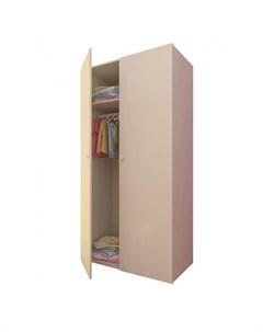 Шкаф двухсекционный Simple Polini
