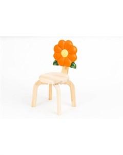 Детский стульчик Цветочек Маргаритка Polli tolli