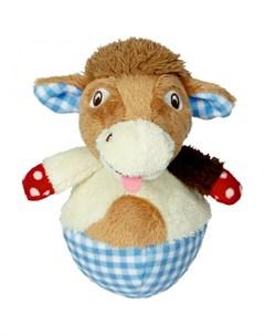 Развивающая игрушка Корова неваляшка Babу Gluck Spiegelburg