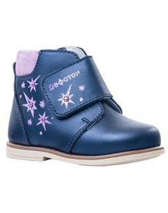 Ботинки для девочек 052139 Котофей