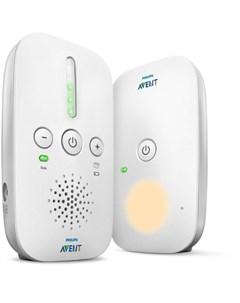 Цифровая радионяня с технологией DECT Philips avent